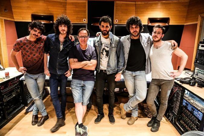 Isma Romero entra a grabar su segundo disco