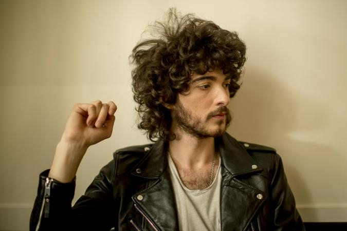 Isma Romero, alumno aventajado del rock español